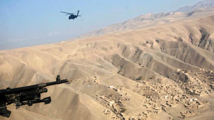 طالبان تسيطر لفترة وجيزة على منطقة شمالي أفغانستان