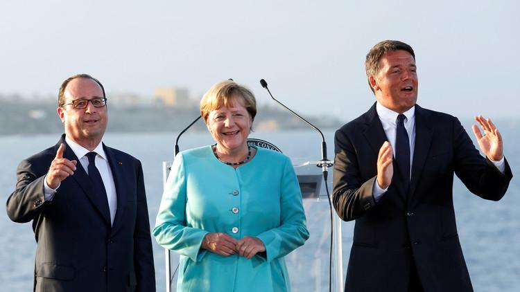 ميركل: علينا فعل المزيد لأمن أوروبا الداخلي والخارجي