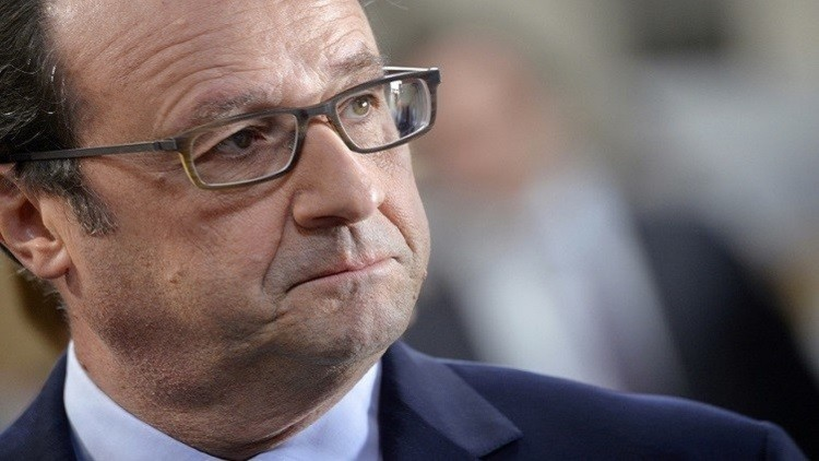 الرئيس الفرنسي فرانسوا هولاند يقول عار على العالم إذا لم يتحرك من أجل حلب coobra.net