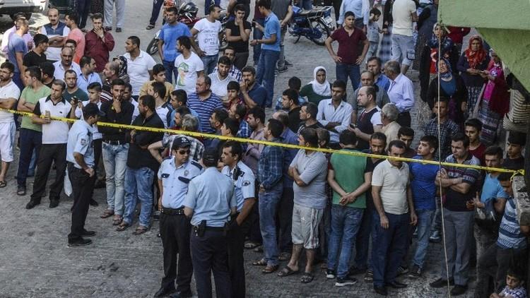 أنقرة: التقارير عن أن انتحاري العرس طفل