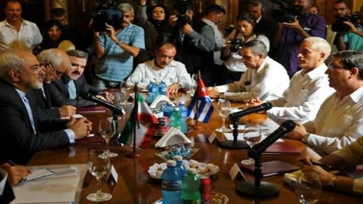 ظريف: إيران تريد تعزيز تعاونها مع كوبا