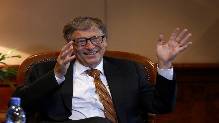 ثروة بيل غيتس تبلغ 90 مليار دولار!