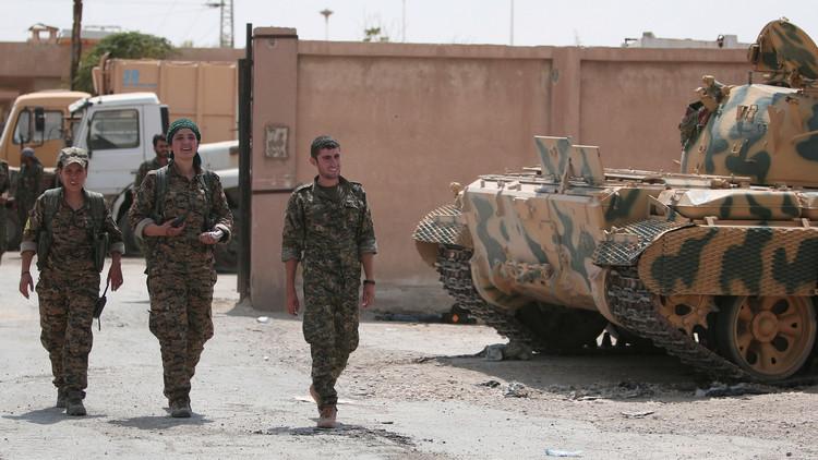 برعاية روسية.. اتفاق هدنة بين الأكراد والجيش السوري في الحسكة