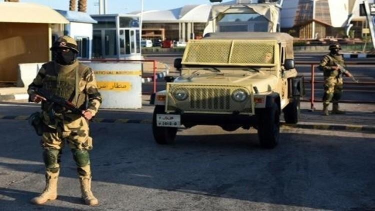 مقتل ضابطين مصريين بهجوم في سيناء