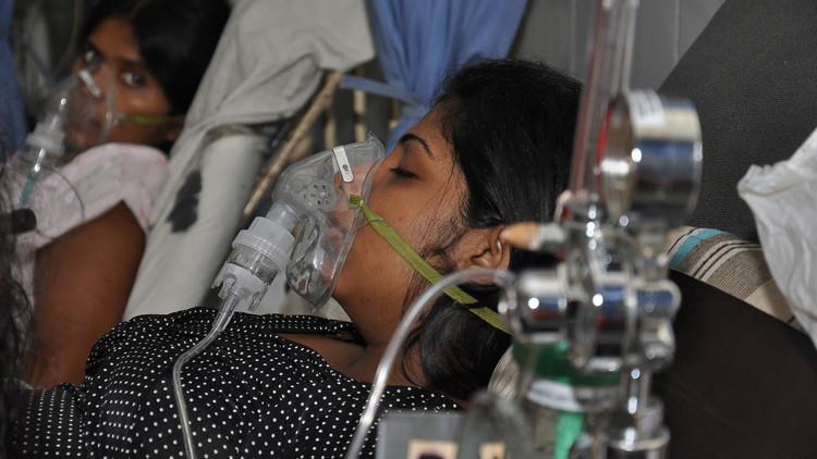 200 حالة تسمم في تسرب غاز النشادر في بنغلادش