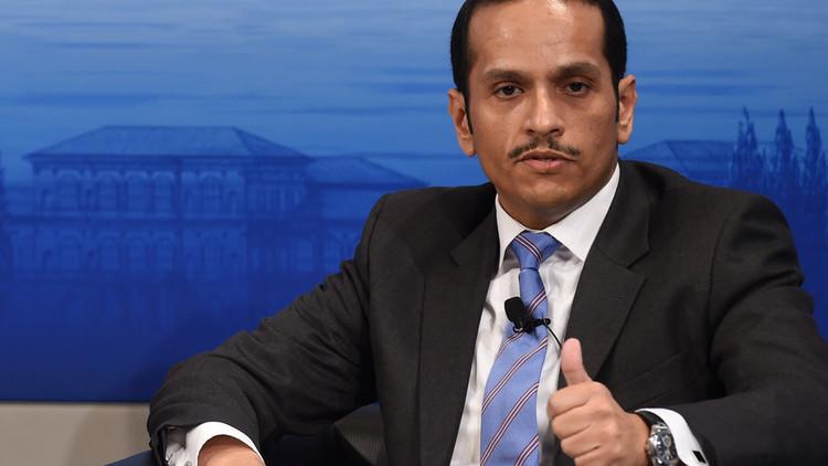 قطر تؤكد حرصها على حل النزاعات سلميا
