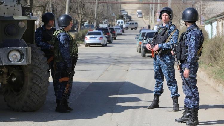 مقتل مسلحين اثنين باشتباك مع الشرطة في داغستان