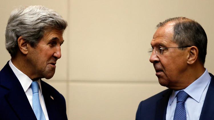 موسكو: لافروف وكيري يبحثان الوضع السوري الجمعة في جنيف