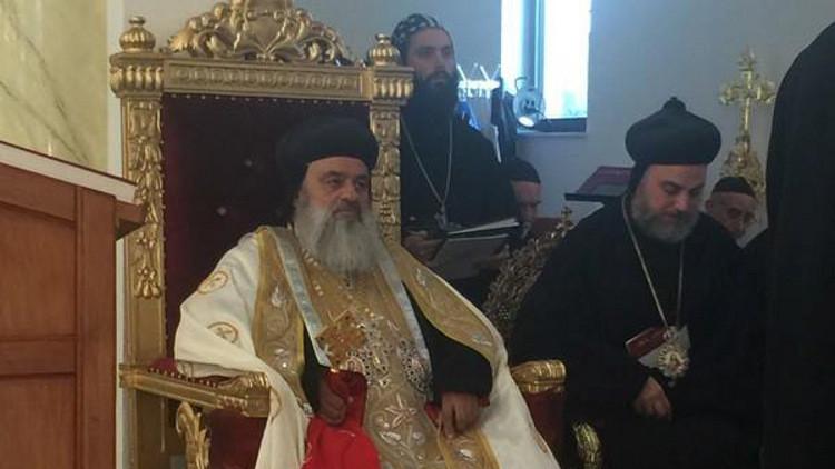 كنيسة السريان الأرثوذكس تطلب المساعدة من روسيا
