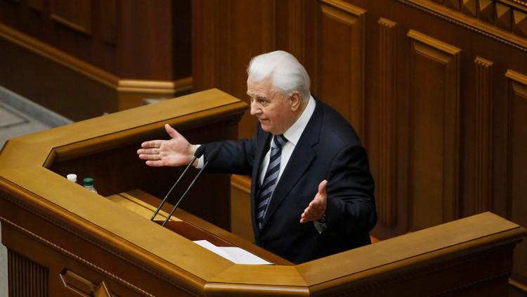 أول رئيس أوكراني: القرم بات روسيا وهذا أمر واقع