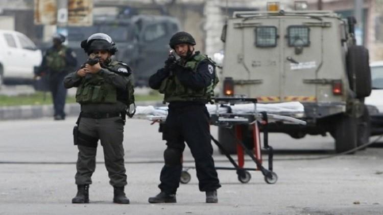 مقتل فلسطيني برصاص القوات الإسرائيلية قرب نابلس