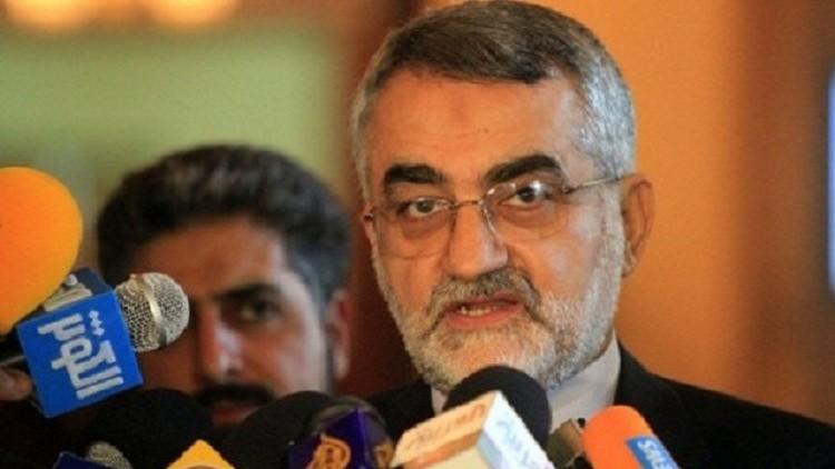 بروجردي: مواقف طهران وموسكو متناغمة