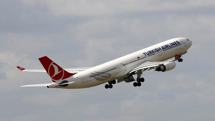 الخطوط التركية تستأنف رحلاتها إلى شرم الشيخ