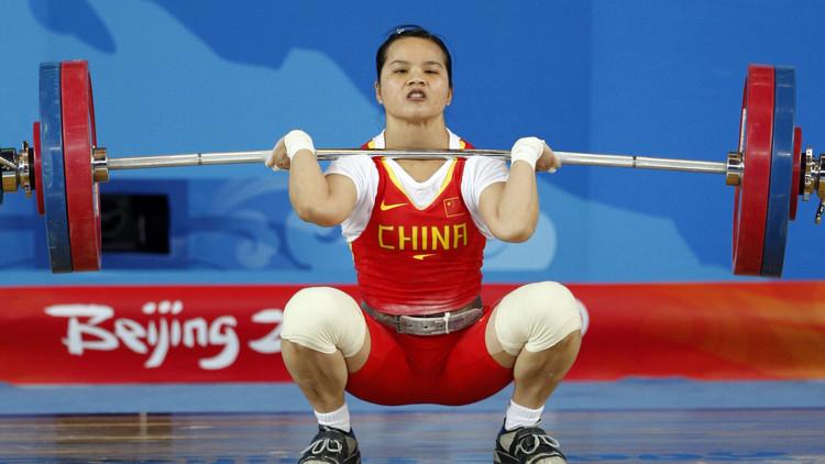 سقوط 3 بطلات صينيات في أولمبياد بكين 2008 في اختبار المنشطات