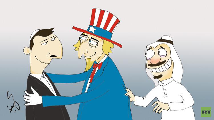 لماذا تنحاز الولايات المتحدة ضد العرب؟