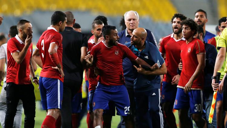 الأهلي يختتم مشواره في دوري أبطال إفريقيا