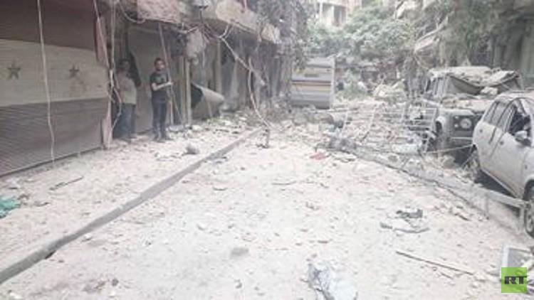 استمرار المعارك جنوب غرب حلب