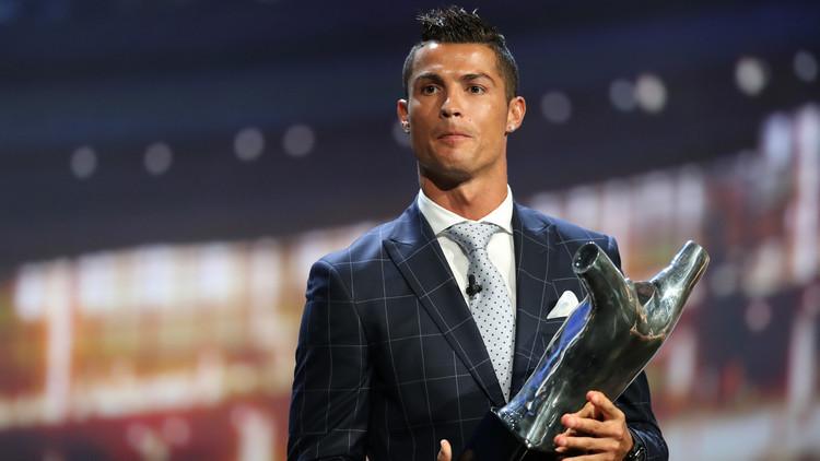 يويفا يعلن اسم أفضل لاعب في أوروبا