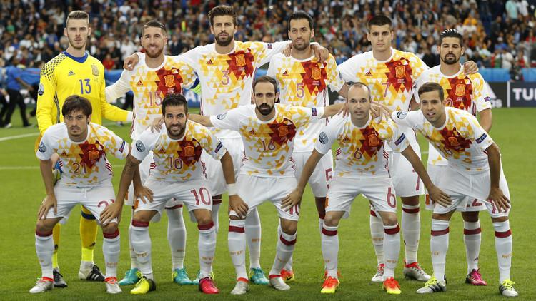 مفاجآت مدرب إسبانيا الجديد