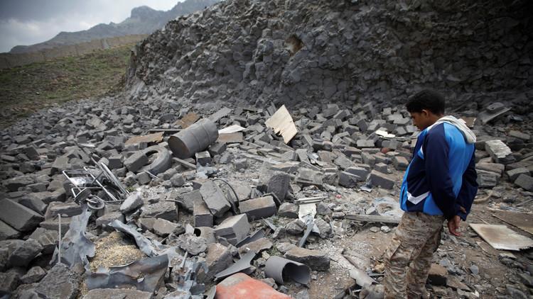 اليمن.. مقتل 10 مدنيين بغارات للتحالف على صعدة