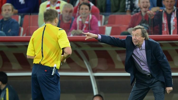 لوكوموتيف موسكو يستعين بمدربه الأسبق سيومين