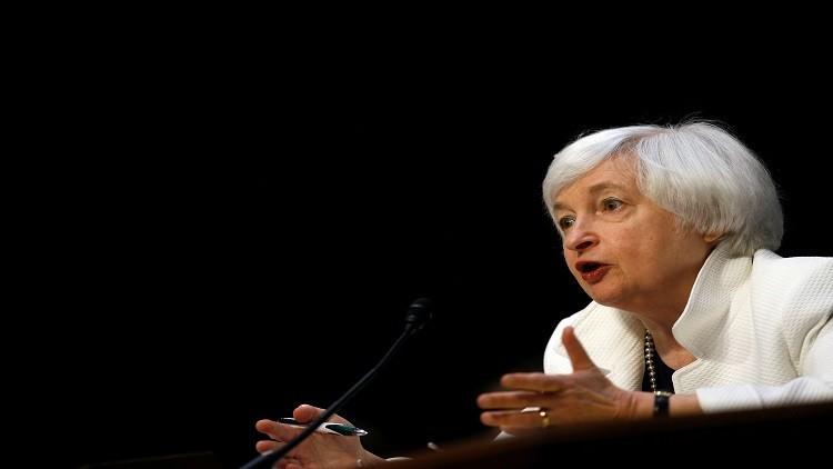 يلين تلمح لقرب رفع أسعار الفائدة في أمريكا