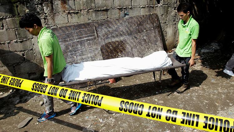 هكذا تتعامل سلطات الفلبين مع تجار المخدرات..