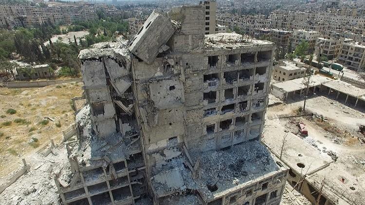 حميميم: 9 انتهاكات للهدنة في دمشق واللاذقية على يد