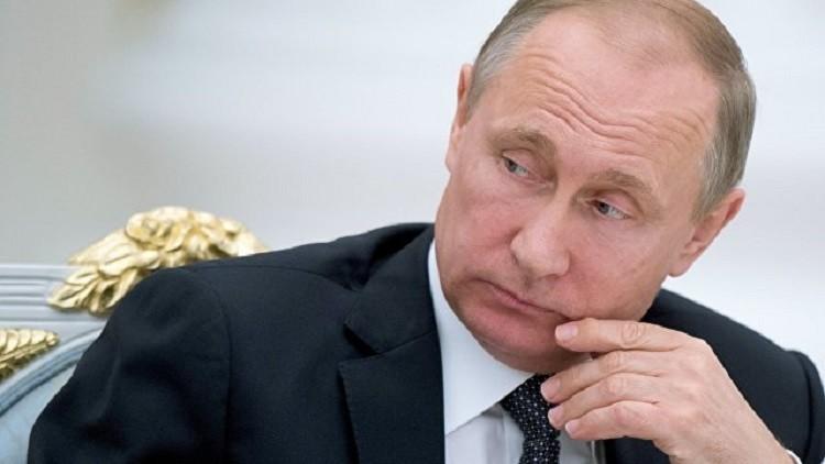 بوتين يقيل 8 جنرالات أمنيين !