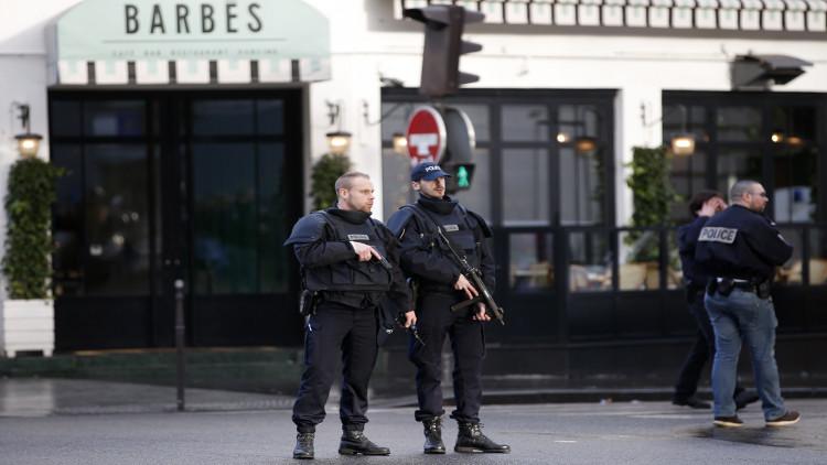 عناصر شرطة فرنسيون (صورة من الأرشيف)