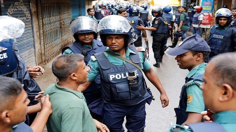 القضاء على متهم في تدبير هجوم دكا