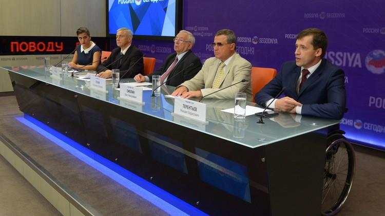 روسيا تطعن بقرار استبعادها من بارالمبياد