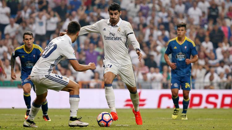 ريال مدريد يتجاوز عقبة فيغو