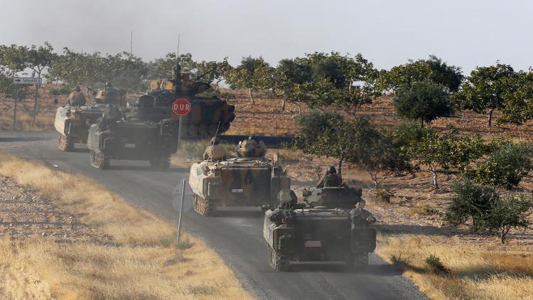 مقتل 35 شخصا على الأقل في قصف تركي شمال سوريا