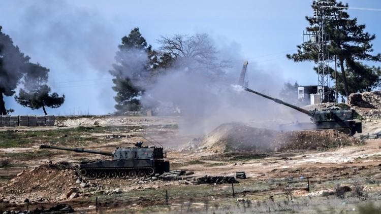 العملية التركية ضد