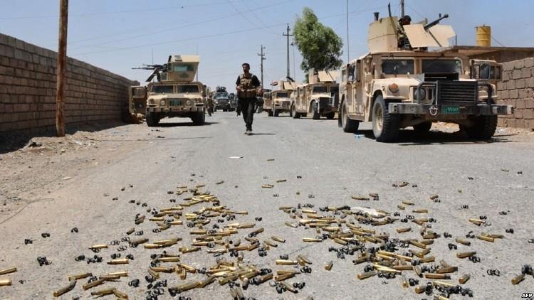 الجيش العراقي يضيِّق على