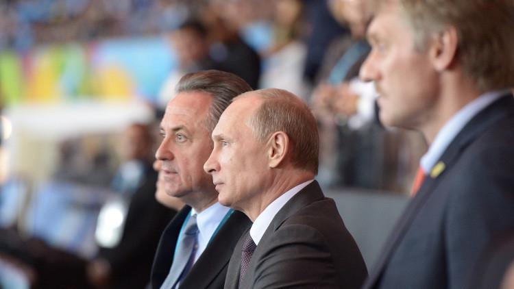 بوتين لا ينوي حضور مباراة كرة القدم الودية في تركيا