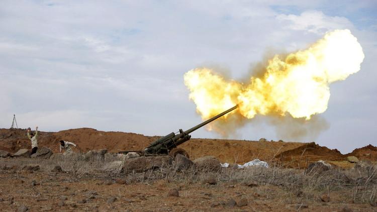 المسلحون المنسحبون من داريا  ينضمون إلى جبهات القتال في حماة