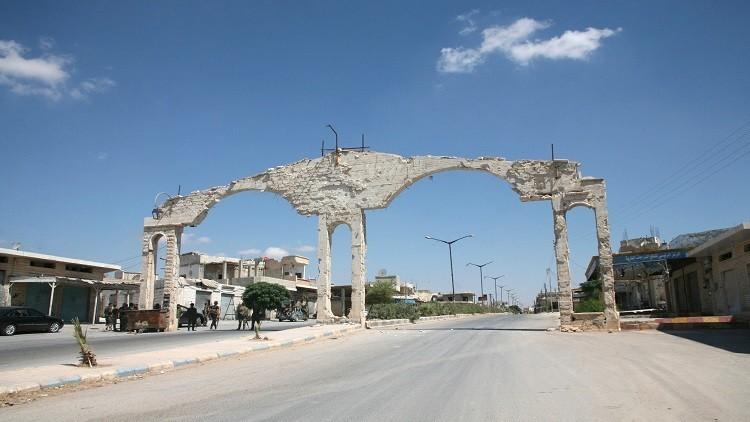 مجموعات مسلحة تسيطر على بلدة استرتيجية في ريف محافظة حماة السورية