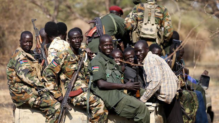 محاكمة 60 عسكريا في جيش جنوب السودان بتهمة ارتكاب جرائم