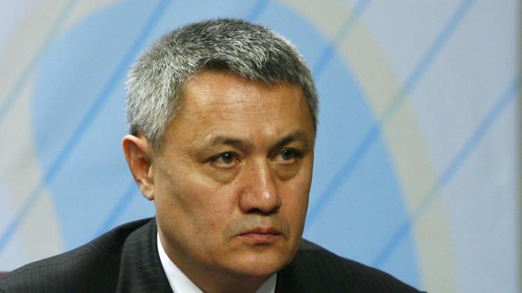 طشقند تنفي اعتقال وزير المالية المقرب من الرئيس