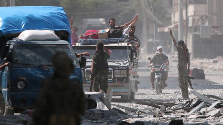 نقل جثث 3 أمريكيين من سوريا إلى شمال العراق