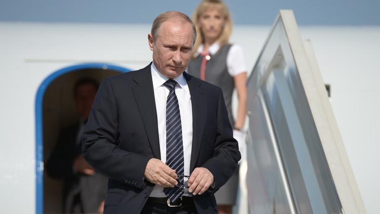 الأزمة السورية في صلب لقاءات بوتين على هامش قمة العشرين