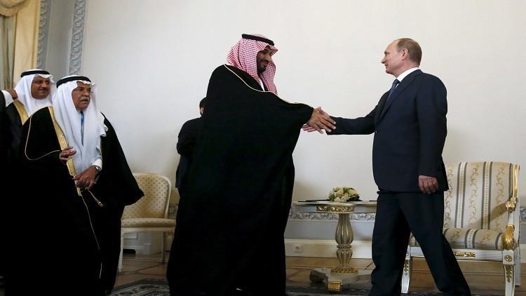 روسيا مستعدة للمشاركة في مشاريع طاقة ذرية في السعودية