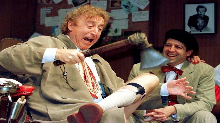 الزهايمر يطفئ ضحكة وايلدر!