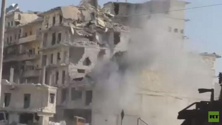 حميميم: 8 خروقات لنظام الهدنة في سوريا