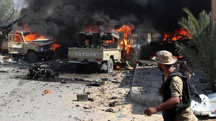 صد هجمات انتحارية وأنباء عن مقتل مفتي