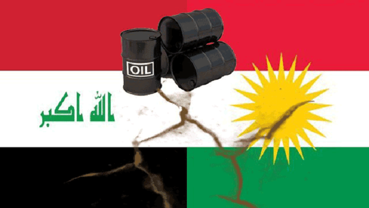 Iraqi Kurdistan oil