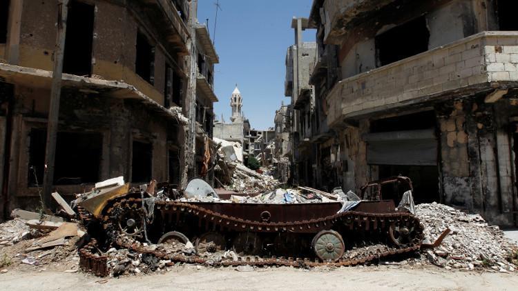 لا تقدم في تنفيذ اتفاق حي الوعر في حمص