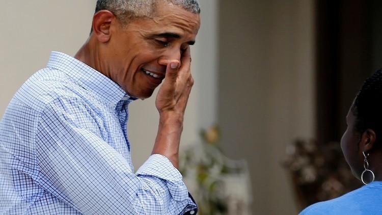 أوباما محررا في مجلة شهرية!